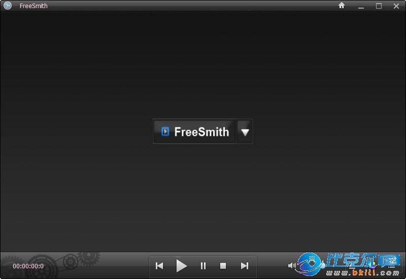 freesmith video player视频电影播放器 v1.23 官方版