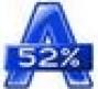 Alcohol 52%(CD/DVD 虚拟光驱)