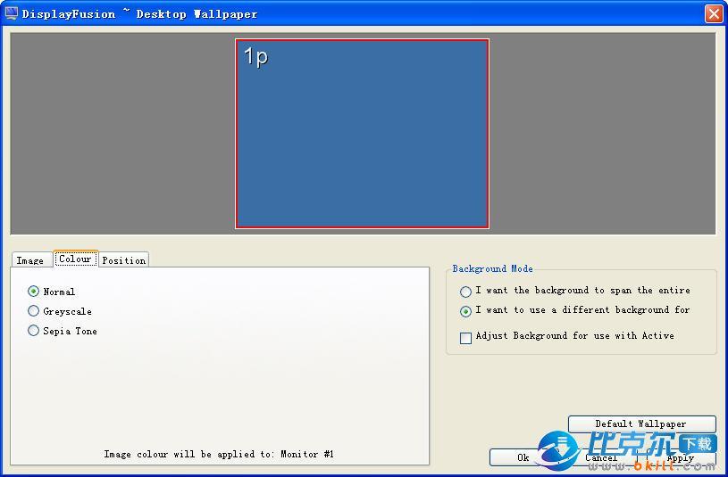 多显示器窗口管理工具(DisplayFusion)