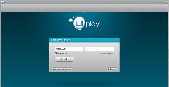 育碧安装环境Uplay