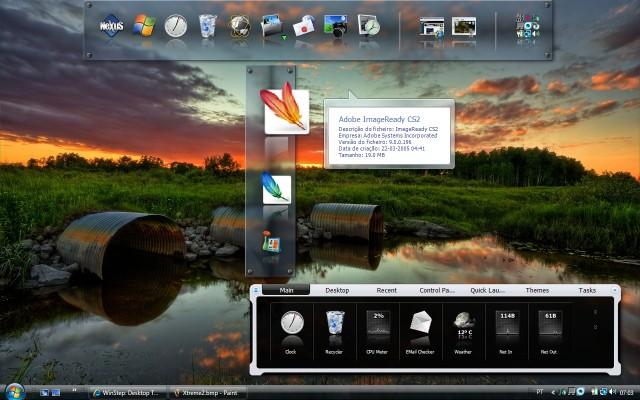 Winstep Nexus(桌面dock软件)
