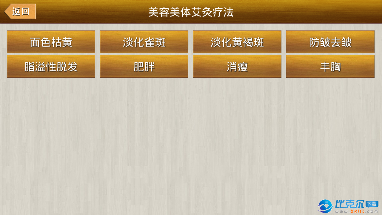 艾灸治百病app