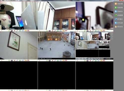 爱酷视频监控软件