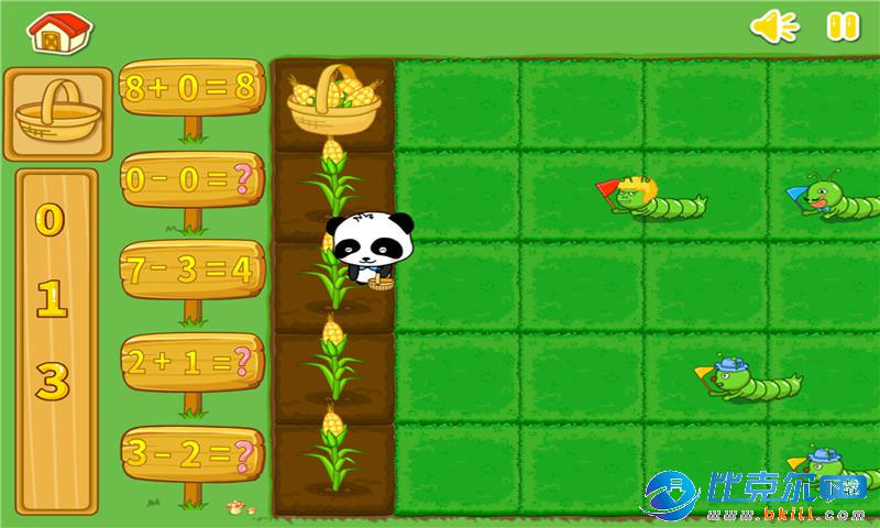 宝宝巴士数学农场app