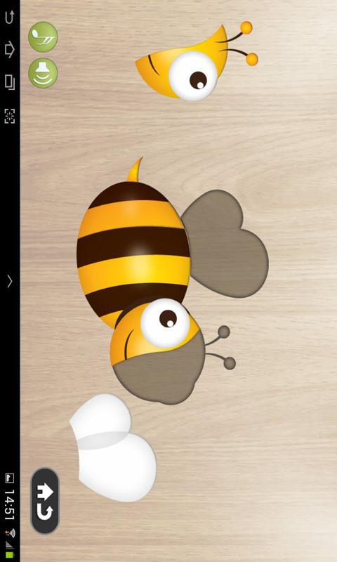 宝宝动物简单拼图游戏 v1.6.0 安卓版