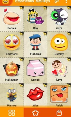 陌陌表情包app v2.0 安卓版图片