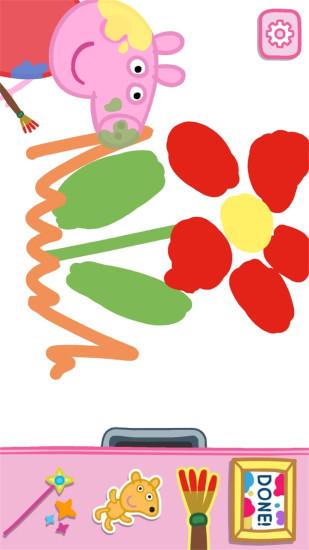 小猪佩奇绘画软件 小猪佩奇app下载 v1.2.3 安卓版 比克尔下载