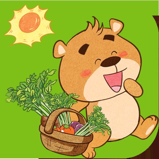 小熊的菜园app v1.0 安卓版