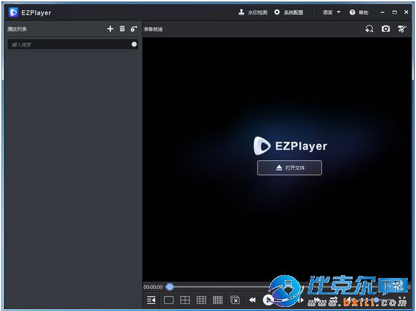 EZPLAYER�O控�像播放器