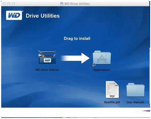 西部数据硬盘工具|西部数据硬盘管理工具(WD Drive Utilities