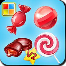 儿童糖果拼图app