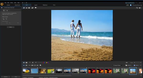 相片大师8(CyberLink PhotoDirector 8 Deluxe)