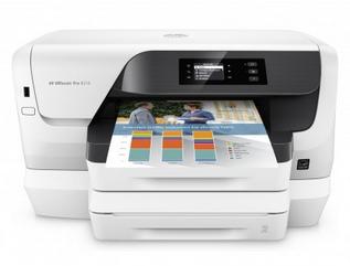 惠普OfficeJet Pro8218打印机驱动