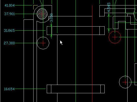 CAD标注检查工具