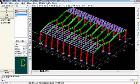 鲁班钢构软件