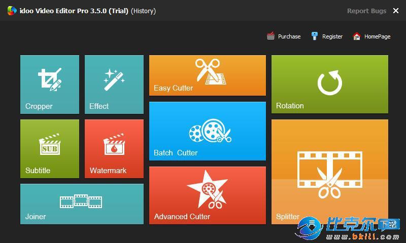 idoo Video Editor(视频编辑软件)