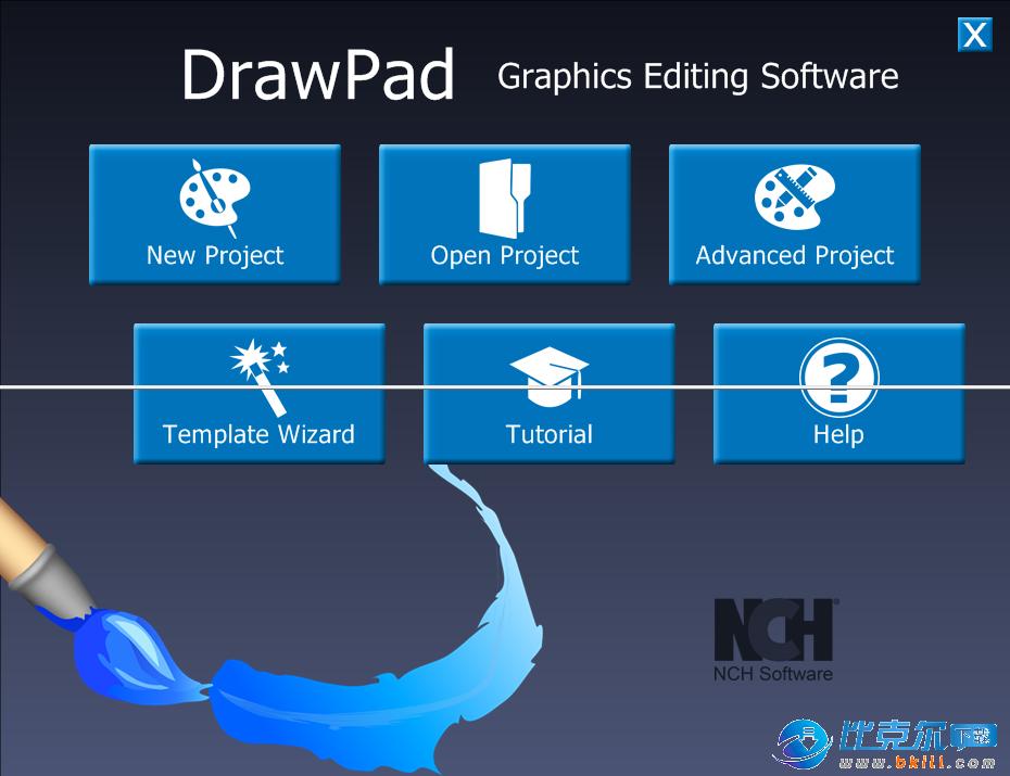 DrawPad图形编辑器