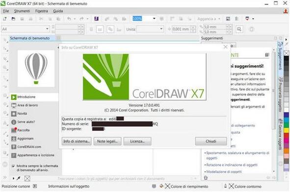 coreldraw x7图形制作软件