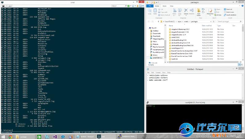 maxto电脑分屏显示软件