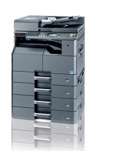 京瓷TASKalfa 2010复印机驱动