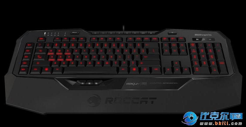 冰豹Isku+ Force FX键盘驱动