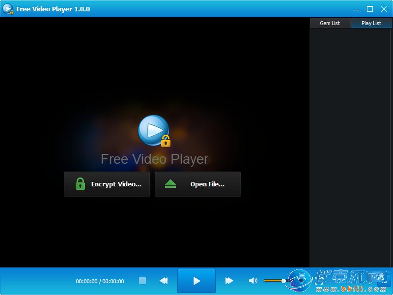 Gilisoft Free Video Player