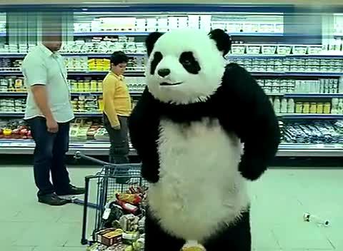 微信搞笑动态表情下载_熊猫奶酪gif动态图|熊猫奶酪广告gif表情包 10枚下载 完整版 - 比克 ...