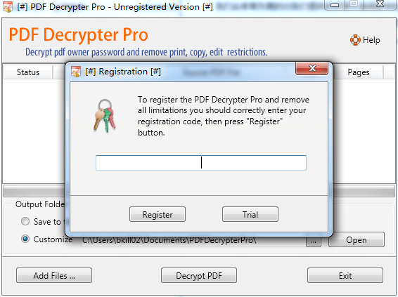pdf decrypter pro