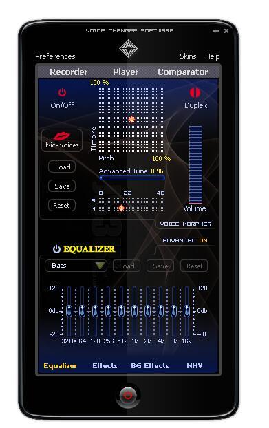 电脑变声器(AV Voice Changer Software)