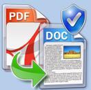 PDF转Word软件(FM PDF To Word Converter Pro) v2.52 官方版