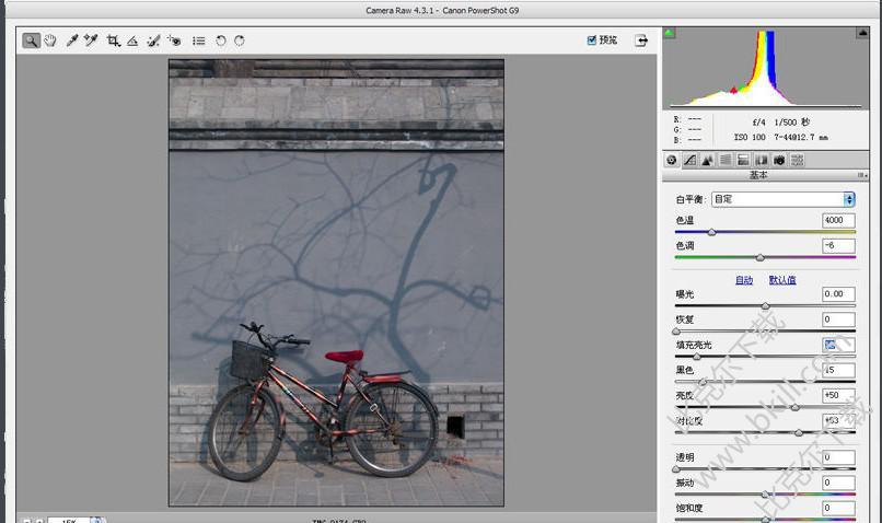Adobe Camera Raw插件