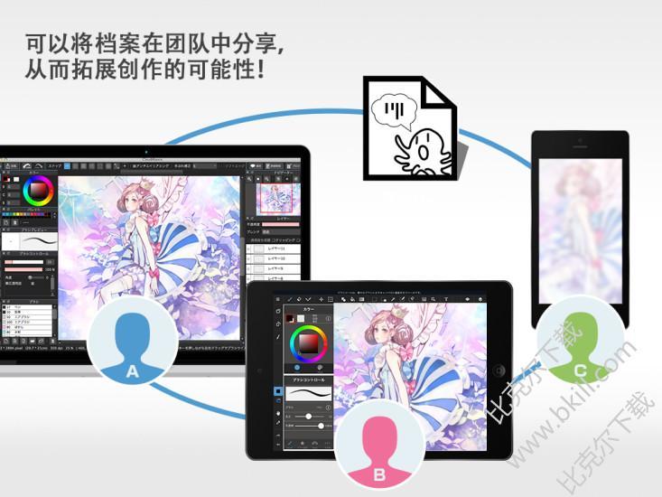 手机绘画软件(MediBang Paint Tablet)