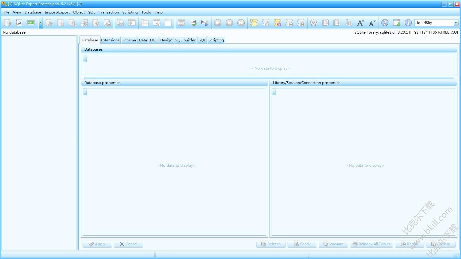 SQLite可视化管理工具(SQLite Expert Professional)