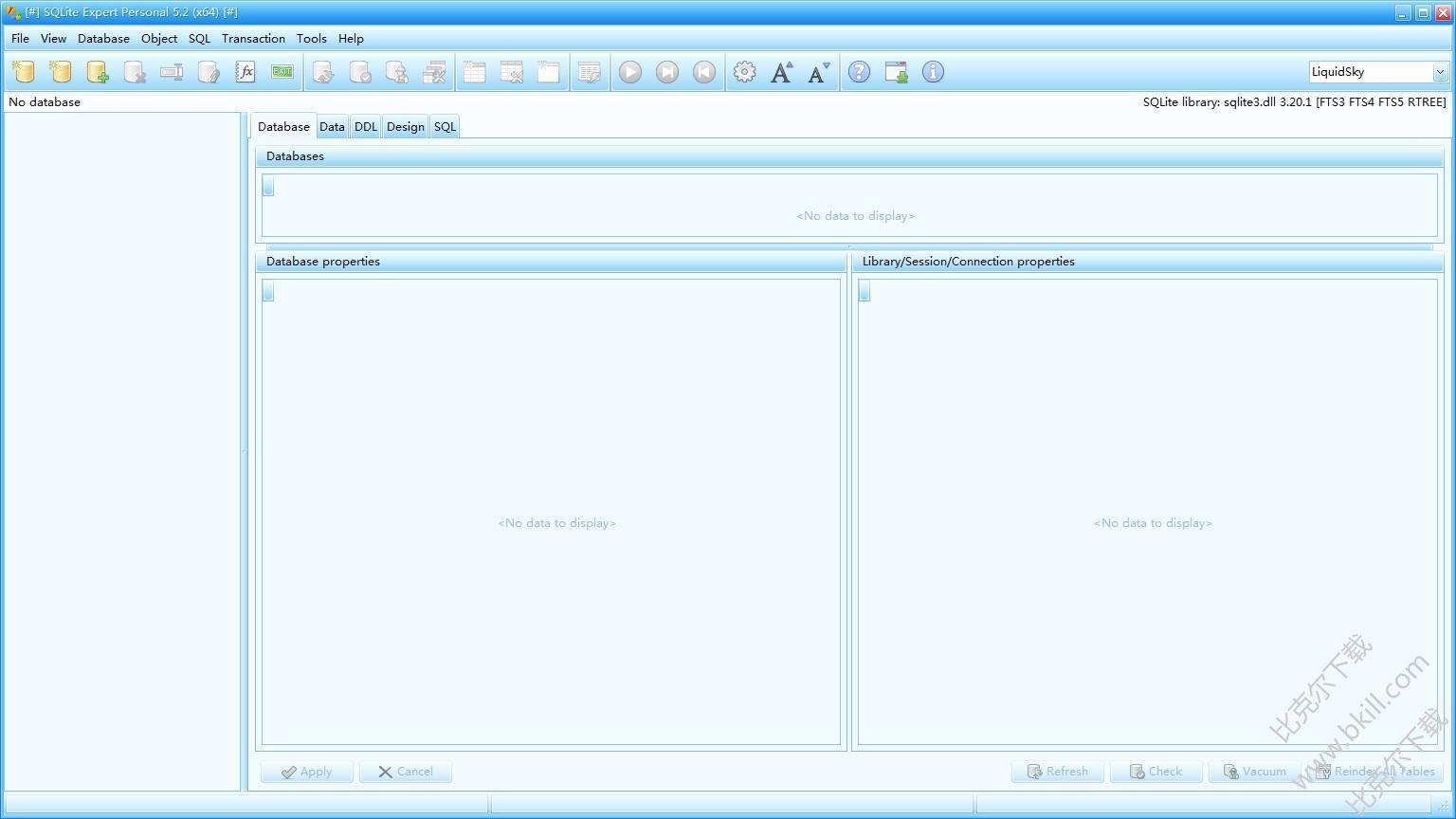 SQLiteExpert��人免�M版(SQLite Expert Personal)