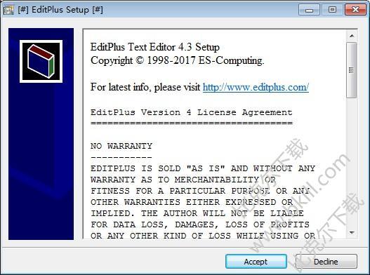 EditPlus官网版