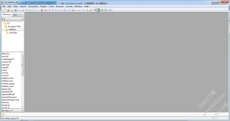 EditPlus 64位