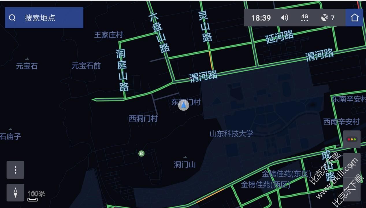 腾讯地图车机版