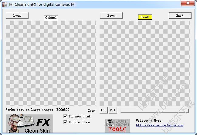 CleanSkinFX图片优化工具