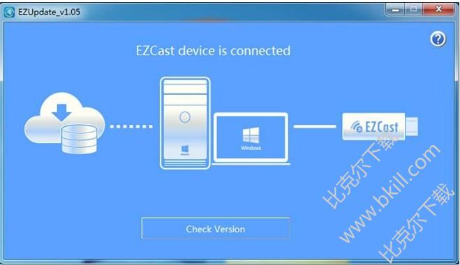 EZLauncher固件更新工具