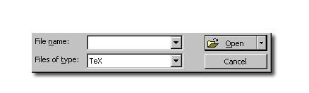 TeX/LaTeX转Word软件(TeX2Word)