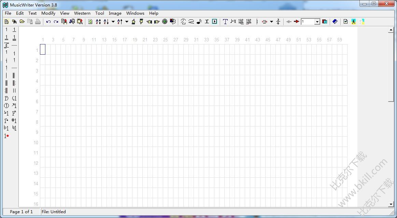 弹计算机谱子-简谱书写电脑程序