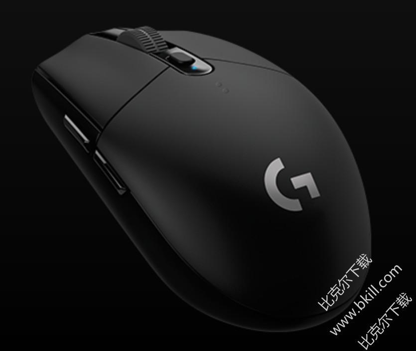 罗技G304无线鼠标驱动