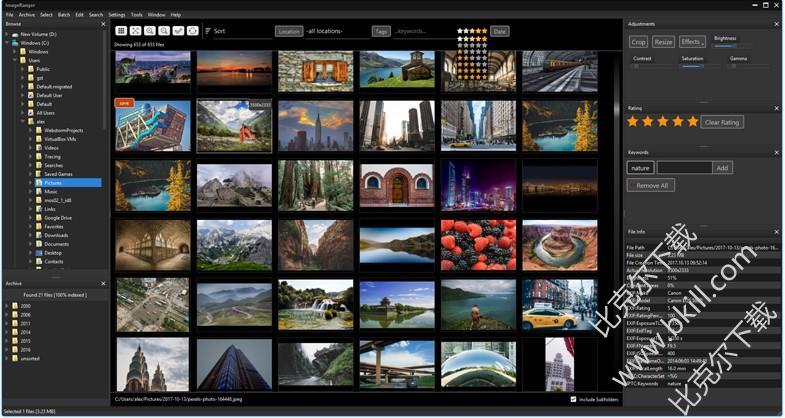 图片管理软件(ImageRanger)