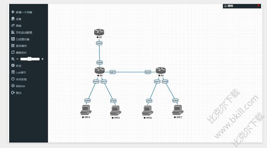 网络设备模拟器(EVE-NG)