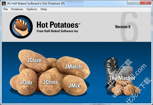 交互式课件制作软件(Hot Potatoes)