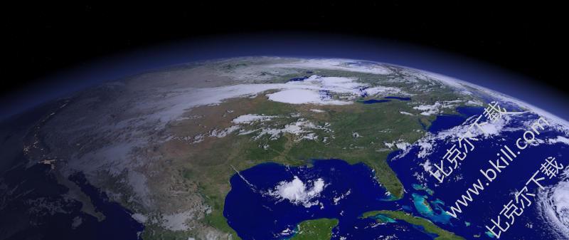 EarthView  模�M�耐馓�空�B瞰看地球的�件