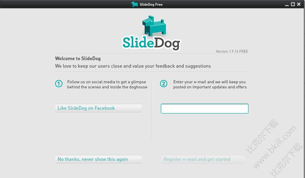 PPT演示软件(SlideDog)