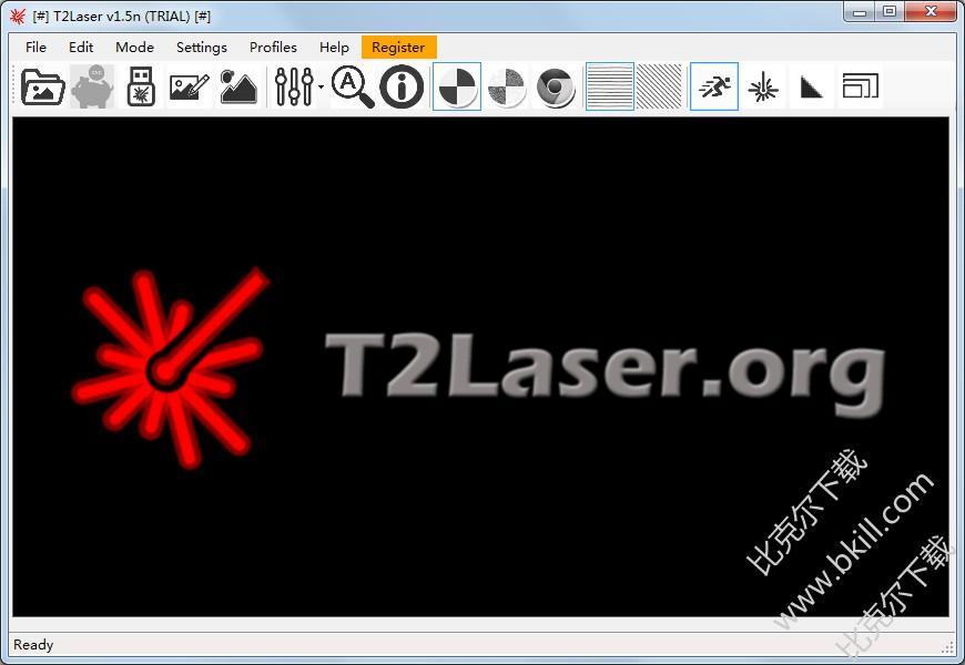 CAD转G代码软件(T2Laser)