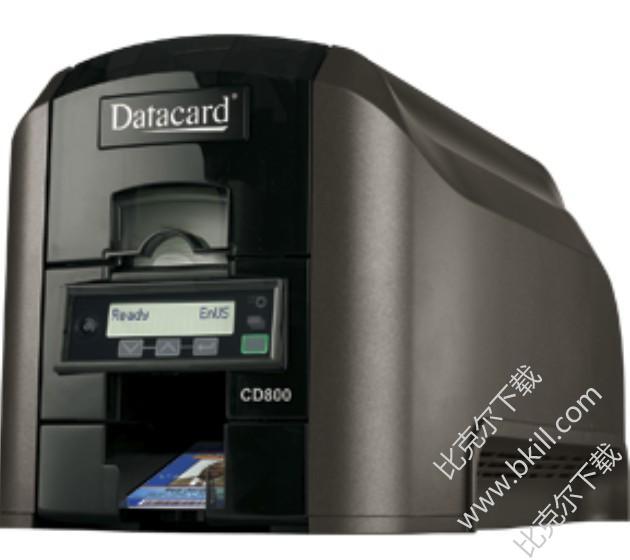 Datacard CD800打印�C���