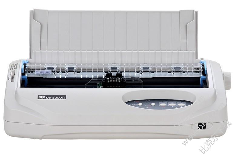 得实DS-3200H打印机驱动